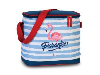 176800 1 taska fabrizio mini cooler paradise modra potisk