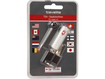 165964 5 zamek tsa travelite cable silver