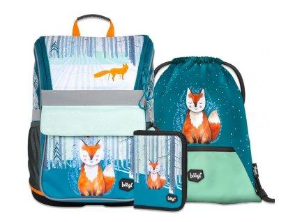 A 8530 skolni set zippy foxie