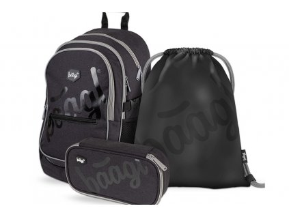 A 8781 Baagl set logo black