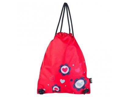 A 5340 sacek na obuv sovicky flowers 3