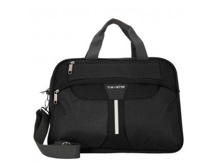 92404 01 Travelite Speedline taška černá 1