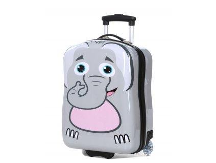 05518E detsky kufr slonik 1