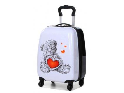 20018C detsky kufr medvidek 1