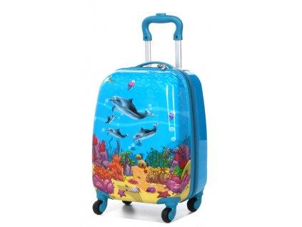 20018D detsky kufr delfini 1