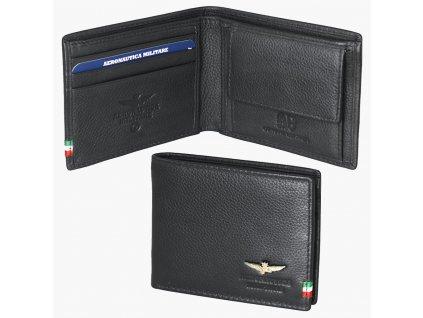 am101 portafolio con portaspicci e carte di credito nero 1024x1024