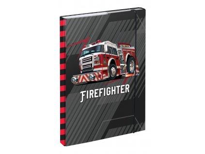 desky na skolni sesity a4 hasici 263178 23