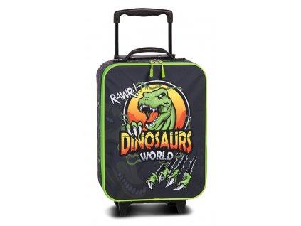 Dětský kufr Dinosaurs world