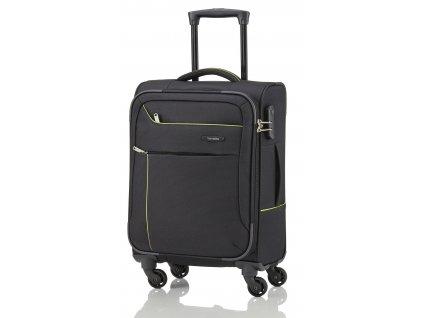 186226 cestovni kufr travelite solaris 4w s cerna