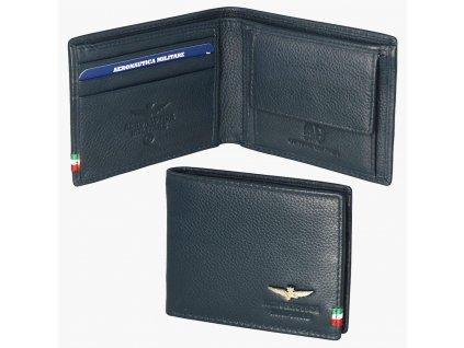 am101 portafolio con portaspicci e carte di credito blu 1024x1024
