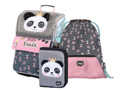 A 8897 skolni set zippy panda