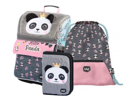 A 8897 skolni set zippy panda