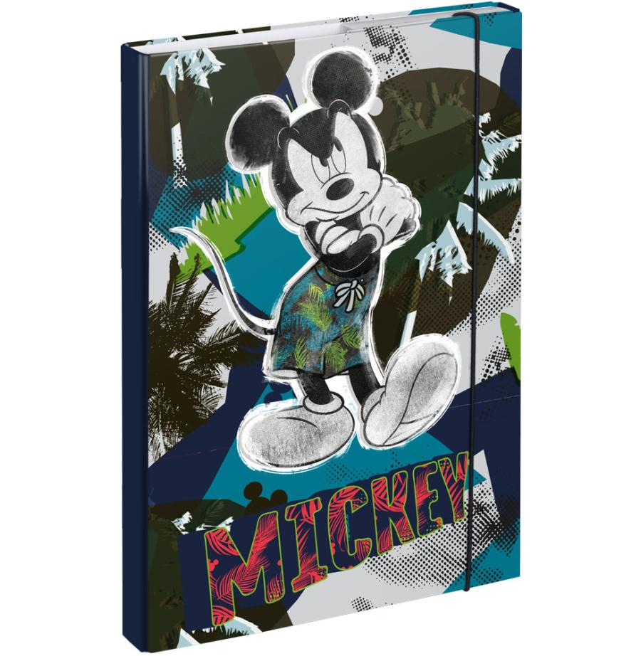 BAAGL Desky na školní sešity A4 Mickey