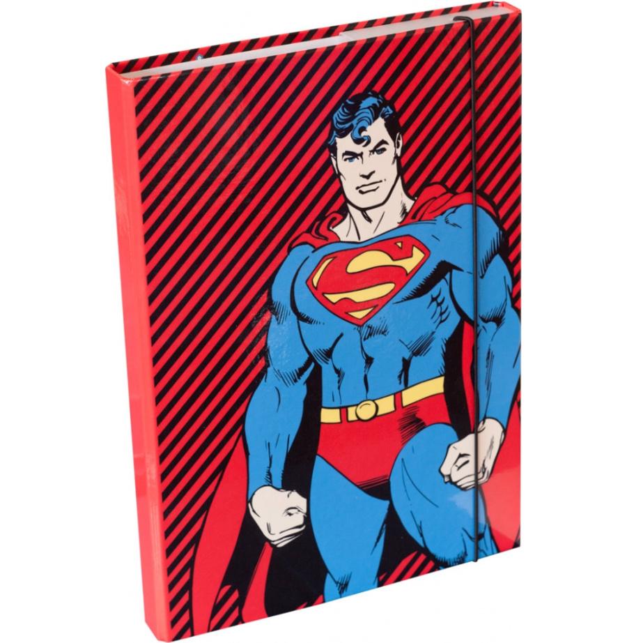 BAAGL Desky na školní sešity A4 Superman