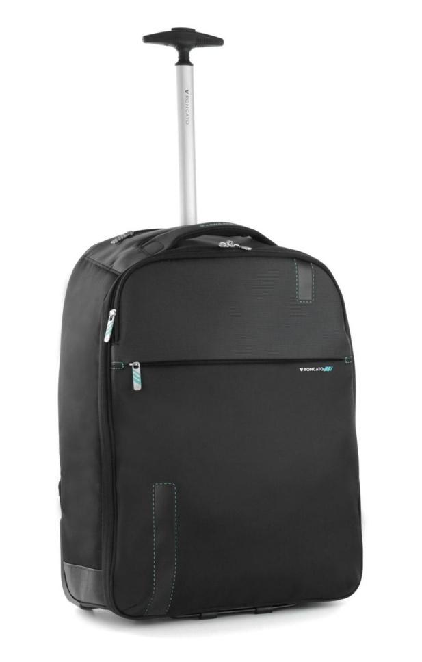 Batoh na kolečkách Roncato SPEED 416117-01 44 L černá