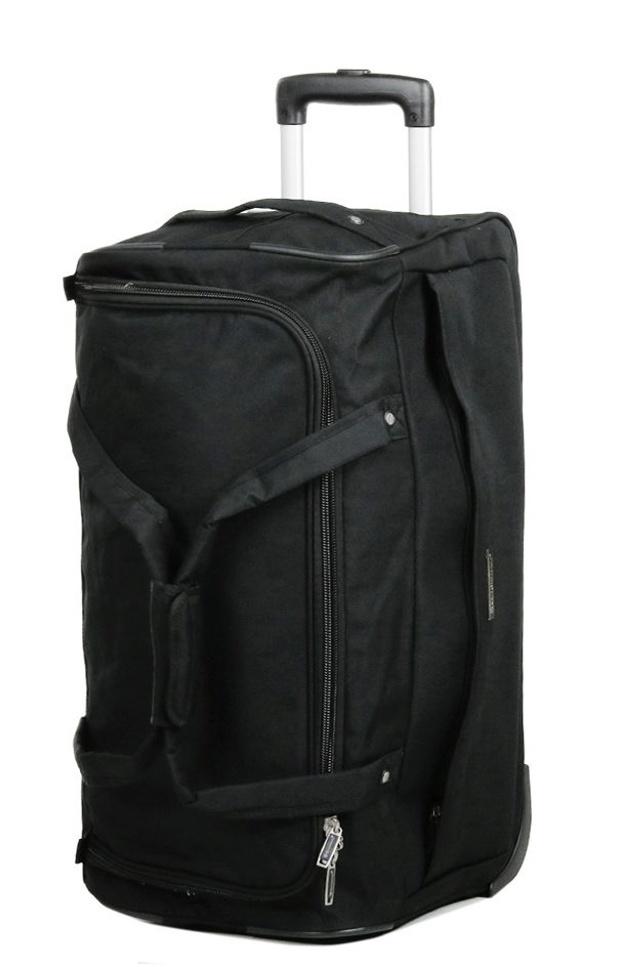 Cestovní taška Snowball 2w M 73862-01 65 L černá