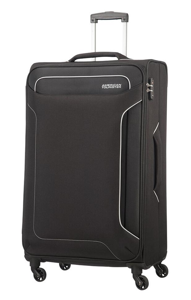 Cestovní kufr American Tourister Holiday Heat 4w L 50G006-09 108 L černá