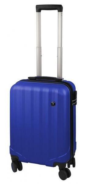 Cestovní kufr Dielle S 90-55-05 32 L modrá