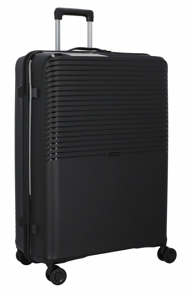 Cestovní kufr d&n 4W L PP