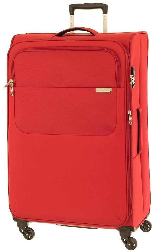 Cestovní kufr March Carter-SE L 2222-72-01 100 L červená