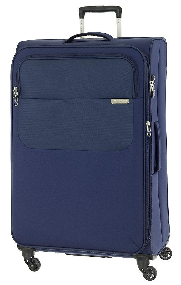 Cestovní kufr March Carter-SE L 2222-72-04 100 L modrá