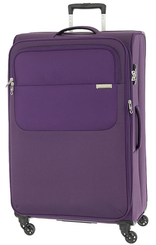 Cestovní kufr March Carter-SE L 2222-72-05 100 L fialová