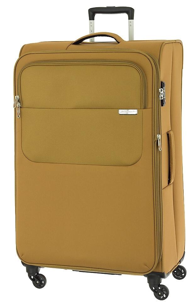 Cestovní kufr March Carter-SE L 2222-72-09 100 L zlatá