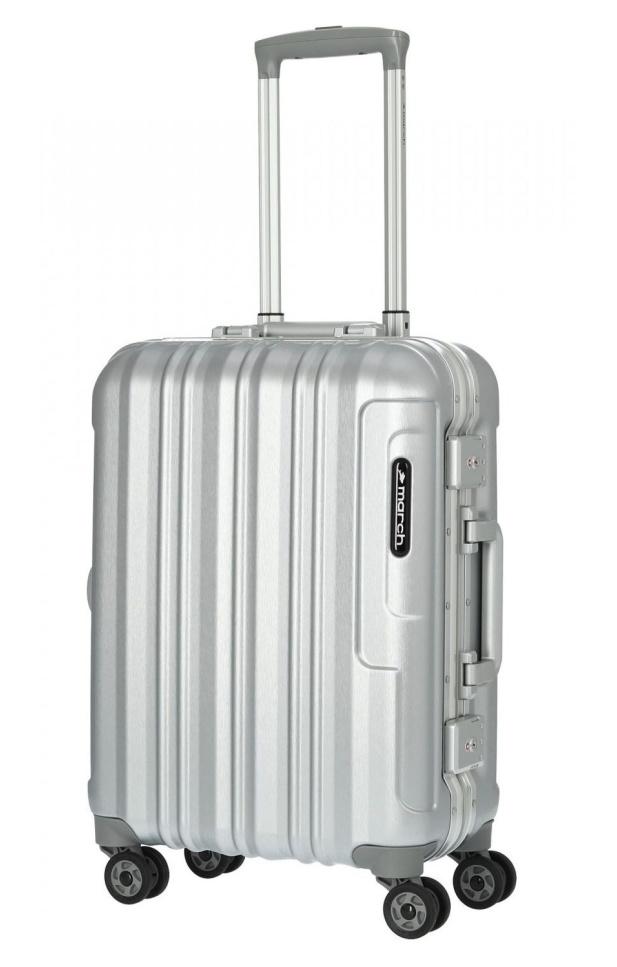Cestovní kufr March Platinum S