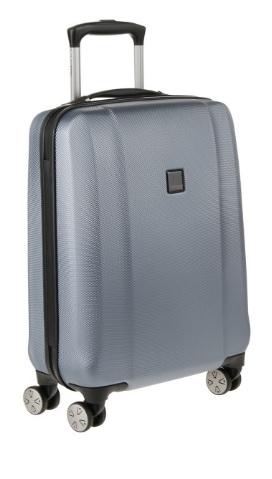 Cestovní kufr Titan Xenon 4W S 809406-25 38 L modrá