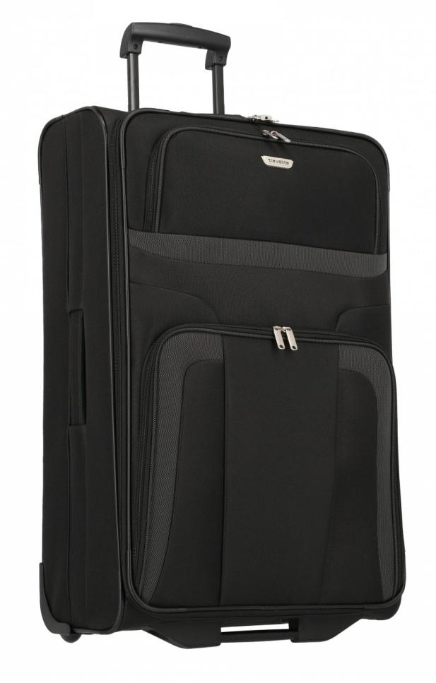 Cestovní kufr Travelite Orlando L 98489-01 80 L černá
