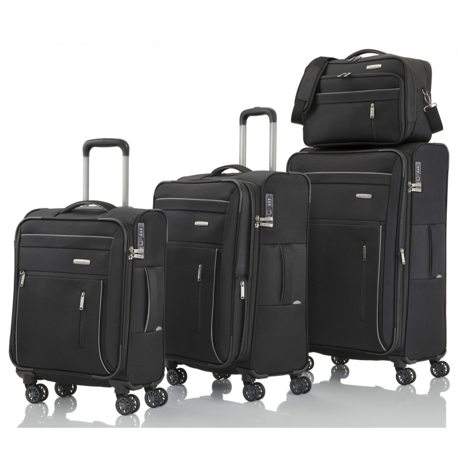 Cestovní kufry set 4ks Travelite Capri S,M,L,B