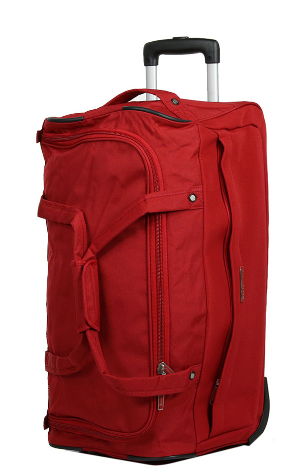 Cestovní taška Snowball 2w M 73862-02 65 L červená