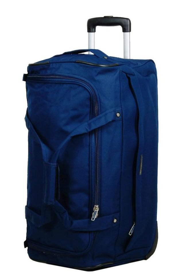 Cestovní taška Snowball 2w M 73862-05 65 L modrá