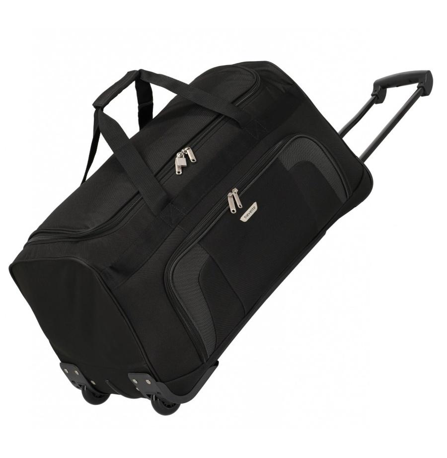 Cestovní taška Travelite Orlando 98481-01 73 L černá