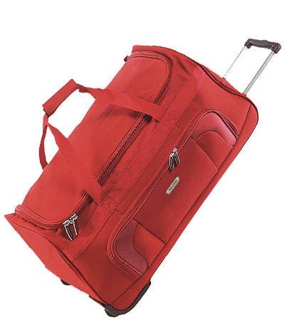 Cestovní taška Travelite Orlando 98481-10 73 L červená