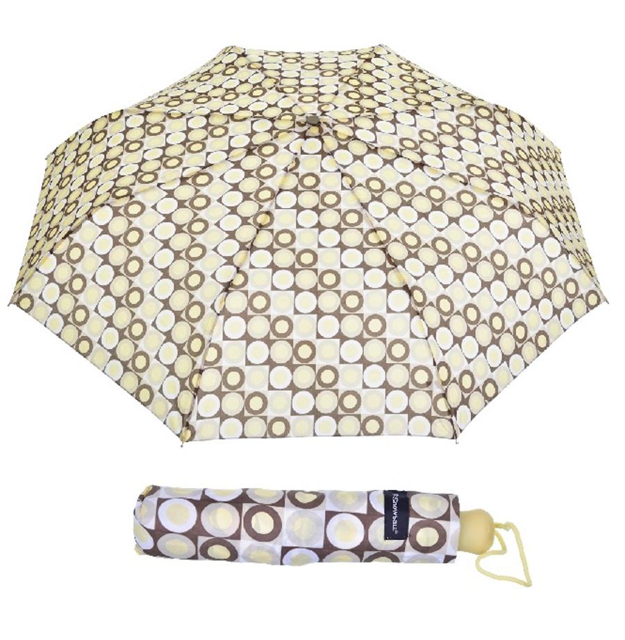 Deštník Snowball 5022B-03 béžová