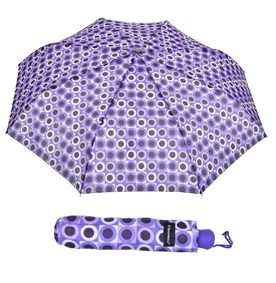 Deštník Snowball 5022B-04 fialová