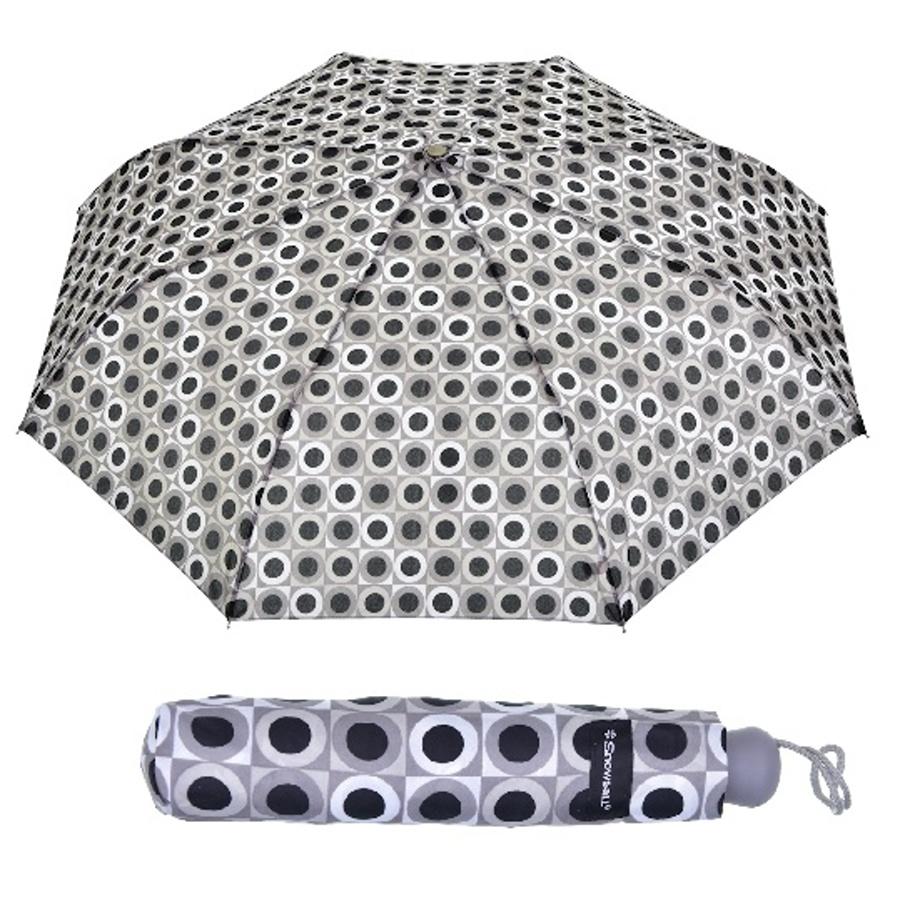 Deštník Snowball 5022B-05 šedá
