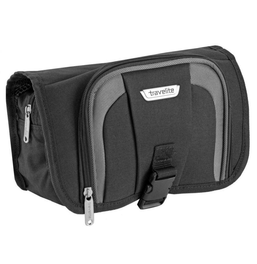 Kosmetická taška Travelite Orlando 98482-01 4 L černá