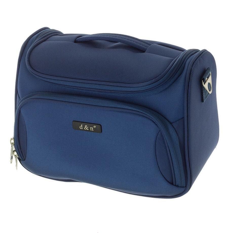 Kosmetický kufr d&n 6430-06 16 L modrá
