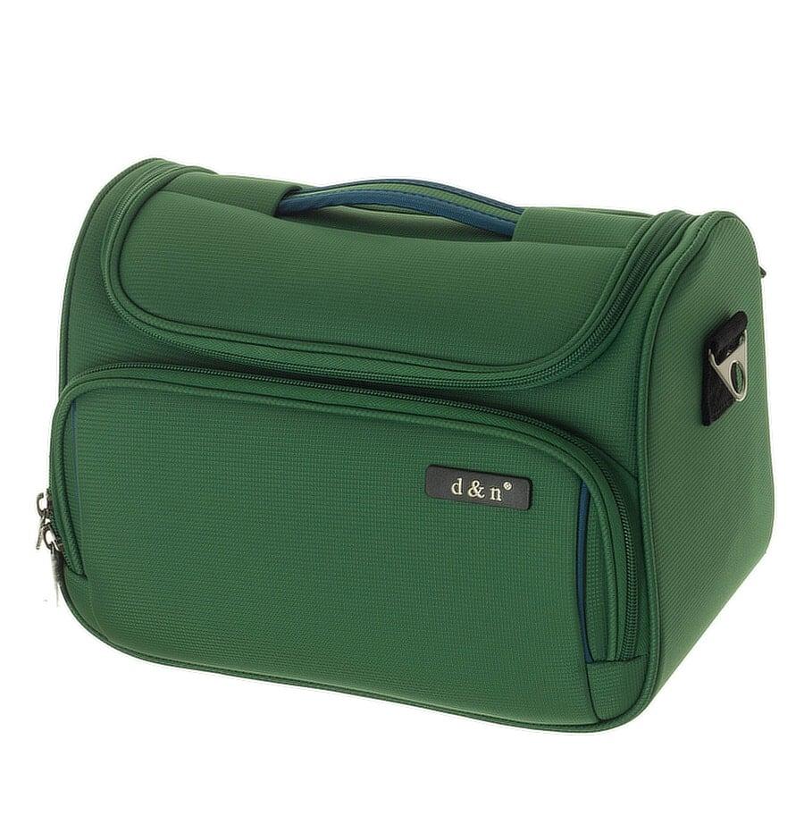 Kosmetický kufr d&n 7930-05 16 L zelená