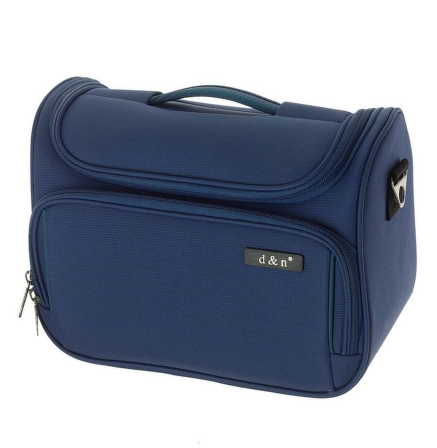 Kosmetický kufr d&n 7930-06 16 L modrá
