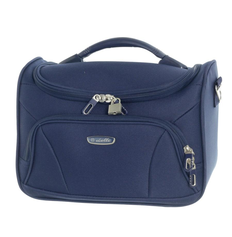 Kosmetický kufr Dielle 471-B-05 12 L modrá