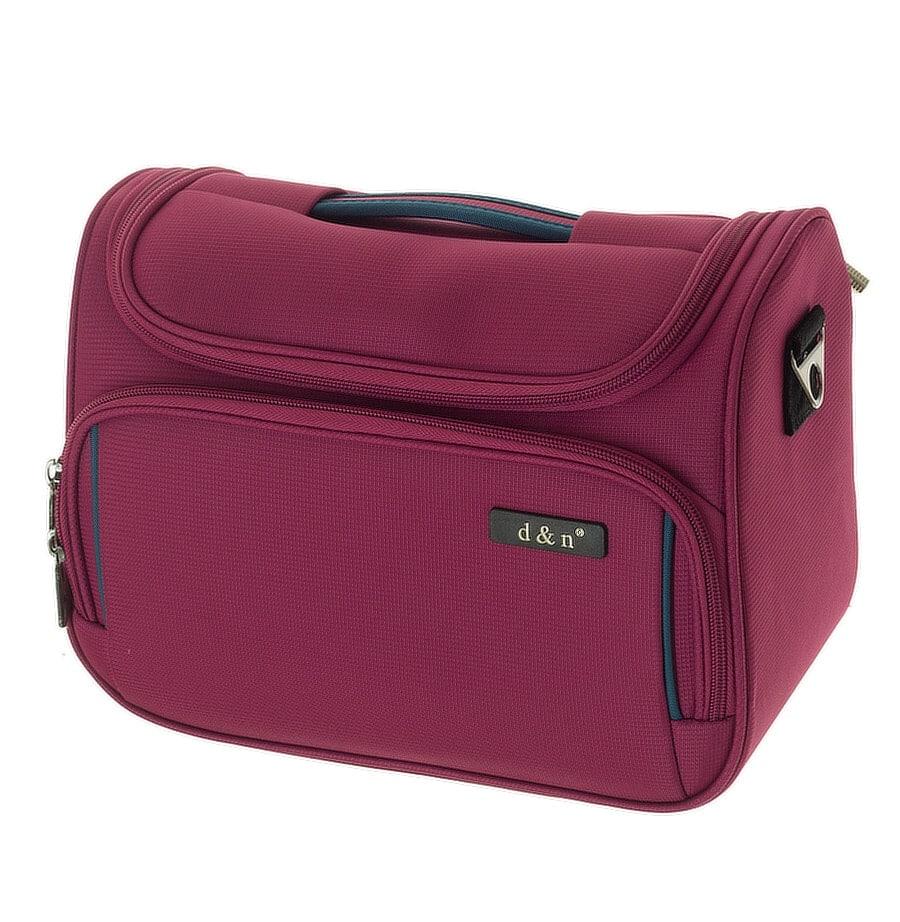 Kosmetický kufr d&n 7930-04 16 L fialová