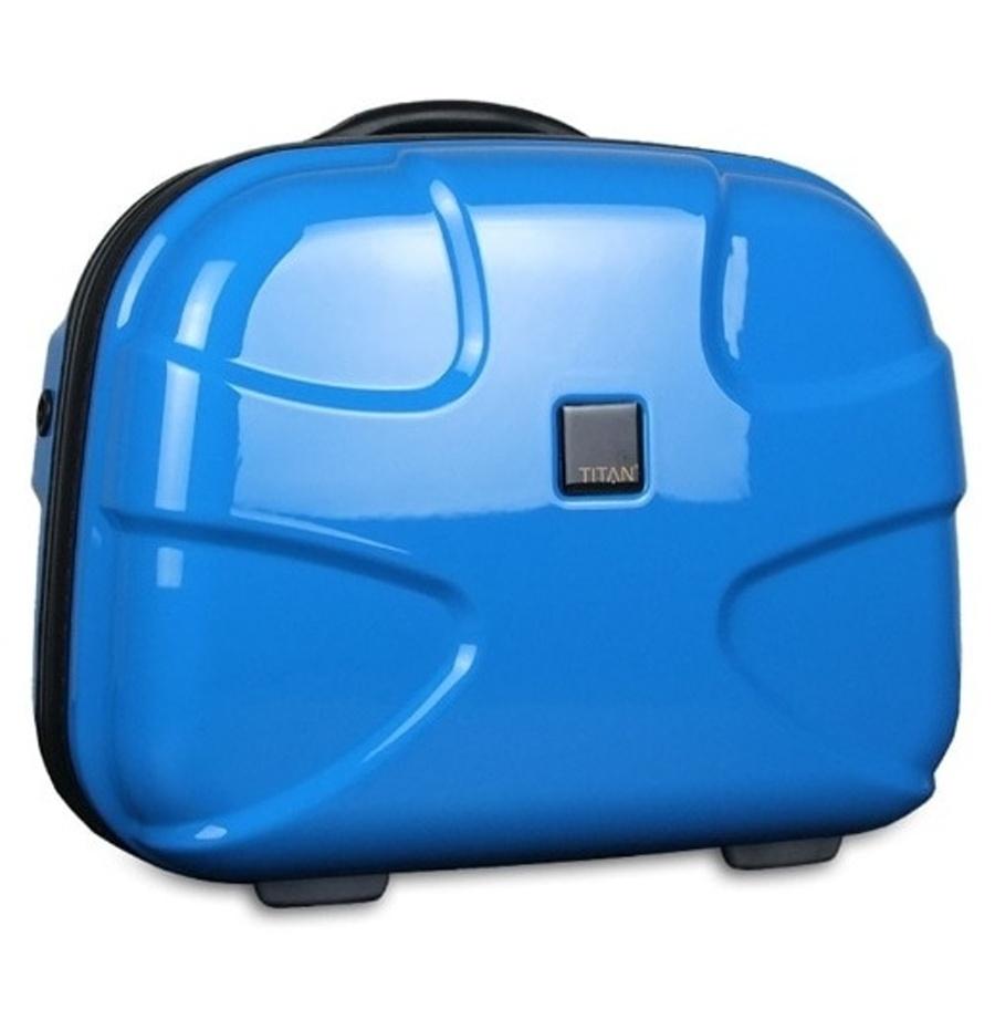 Kosmetický kufr Titan X2 Flash 80170201-23 22 L modrá
