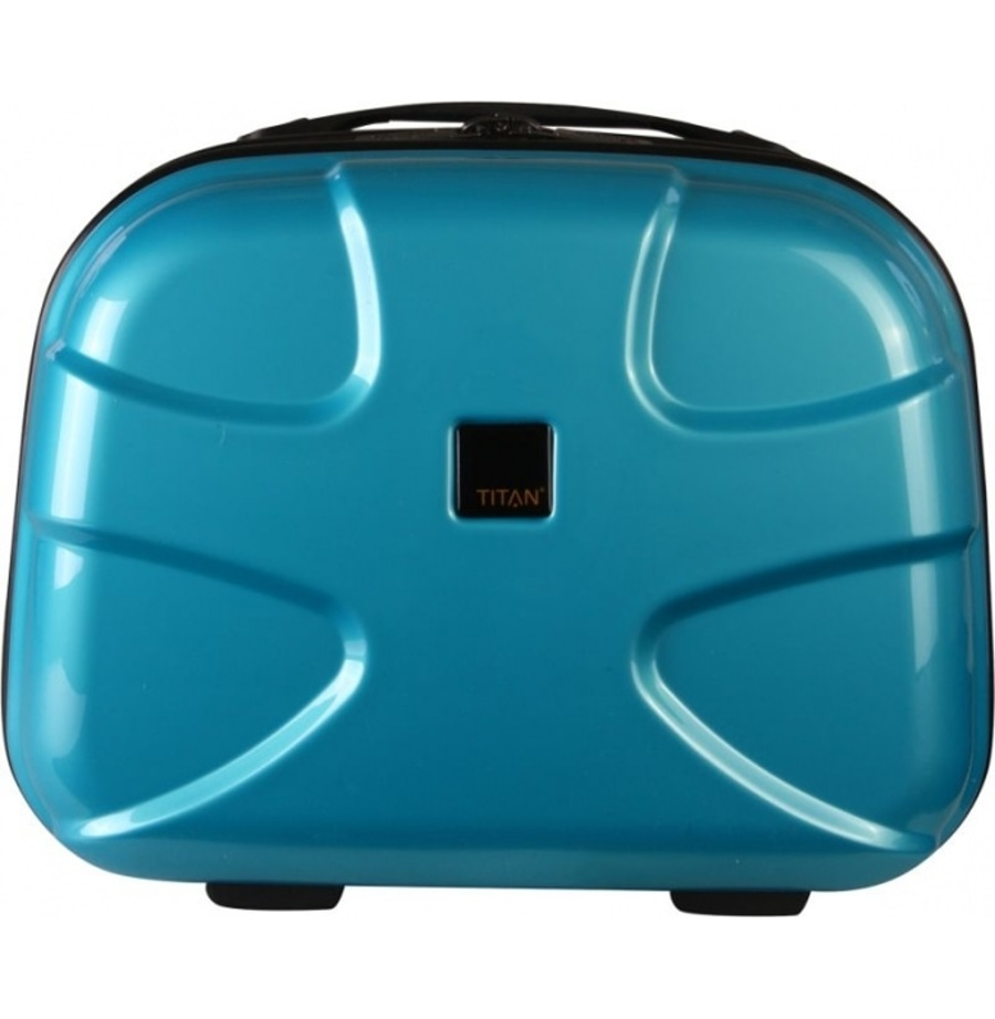Kosmetický kufr Titan X2 Flash 813702-83 22 L modrá
