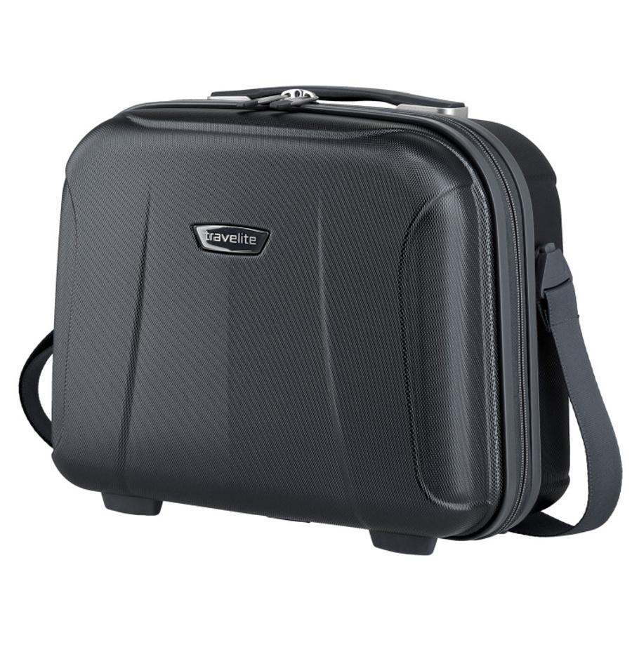 Kosmetický kufr Travelite ELBE 75502-20 19 L modrá