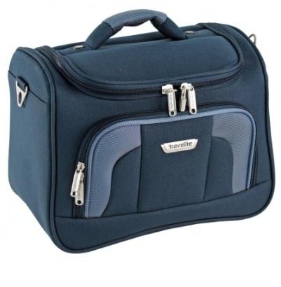 Kosmetický kufr Travelite Orlando 98492-20 17 L modrá