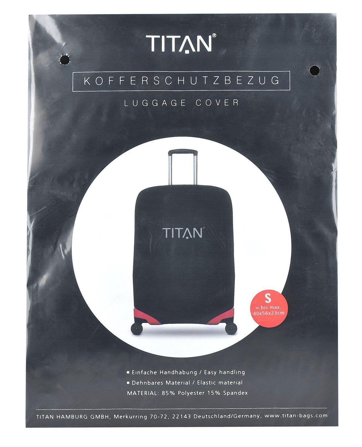 Obal na kufr Titan Universal 4W S
