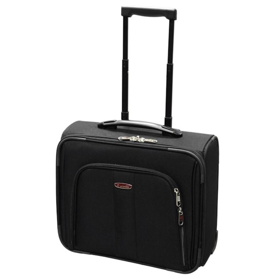 Pilotní kufr Dielle 409M-01 30 L černá